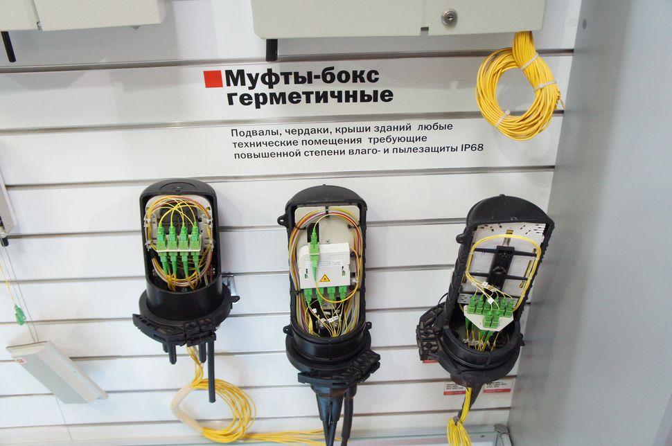 Экскурсия на московское производство компонентов для сетей связи. Часть первая - 23