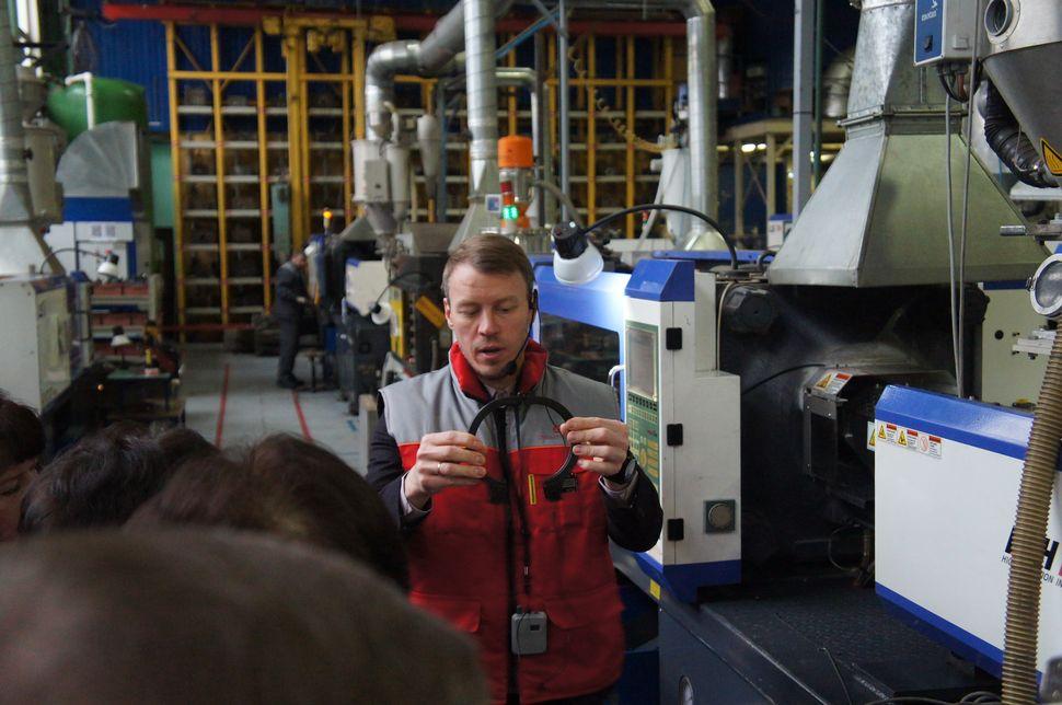 Экскурсия на московское производство компонентов для сетей связи. Часть первая - 24