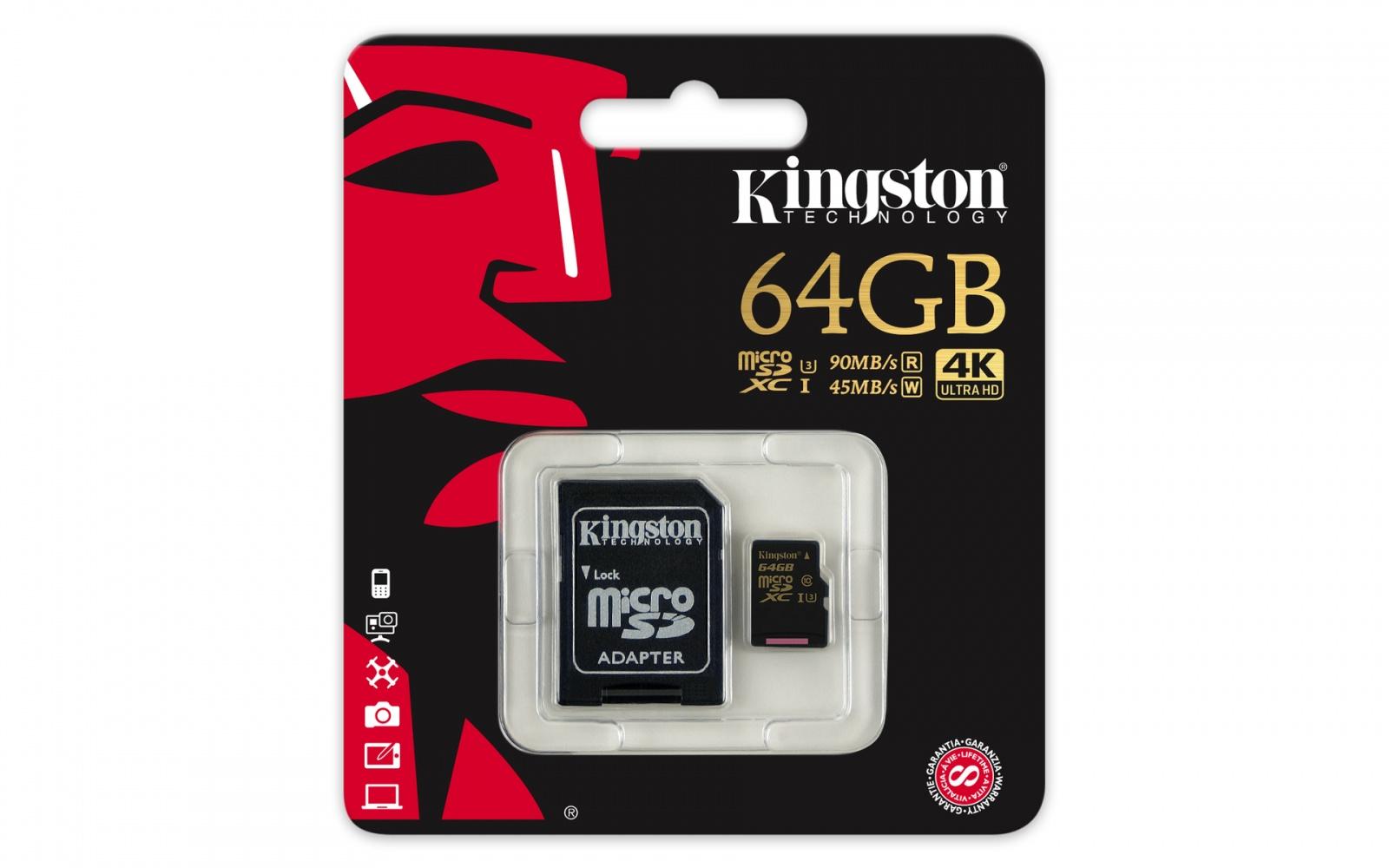 Камера умрёт — файлы останутся. Новая карта памяти Kingston золотой серии для съёмки экстремального 4K-видео - 2