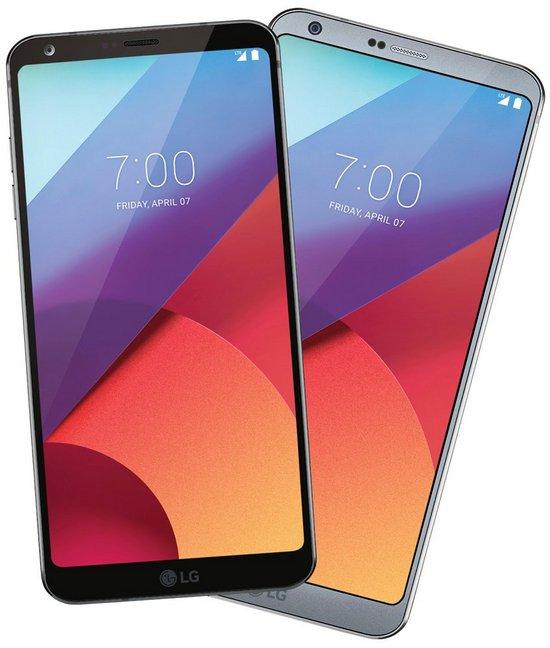 Выход смартфона LG G6 в США запланирован на 7 апреля, белой версии не предусмотрено