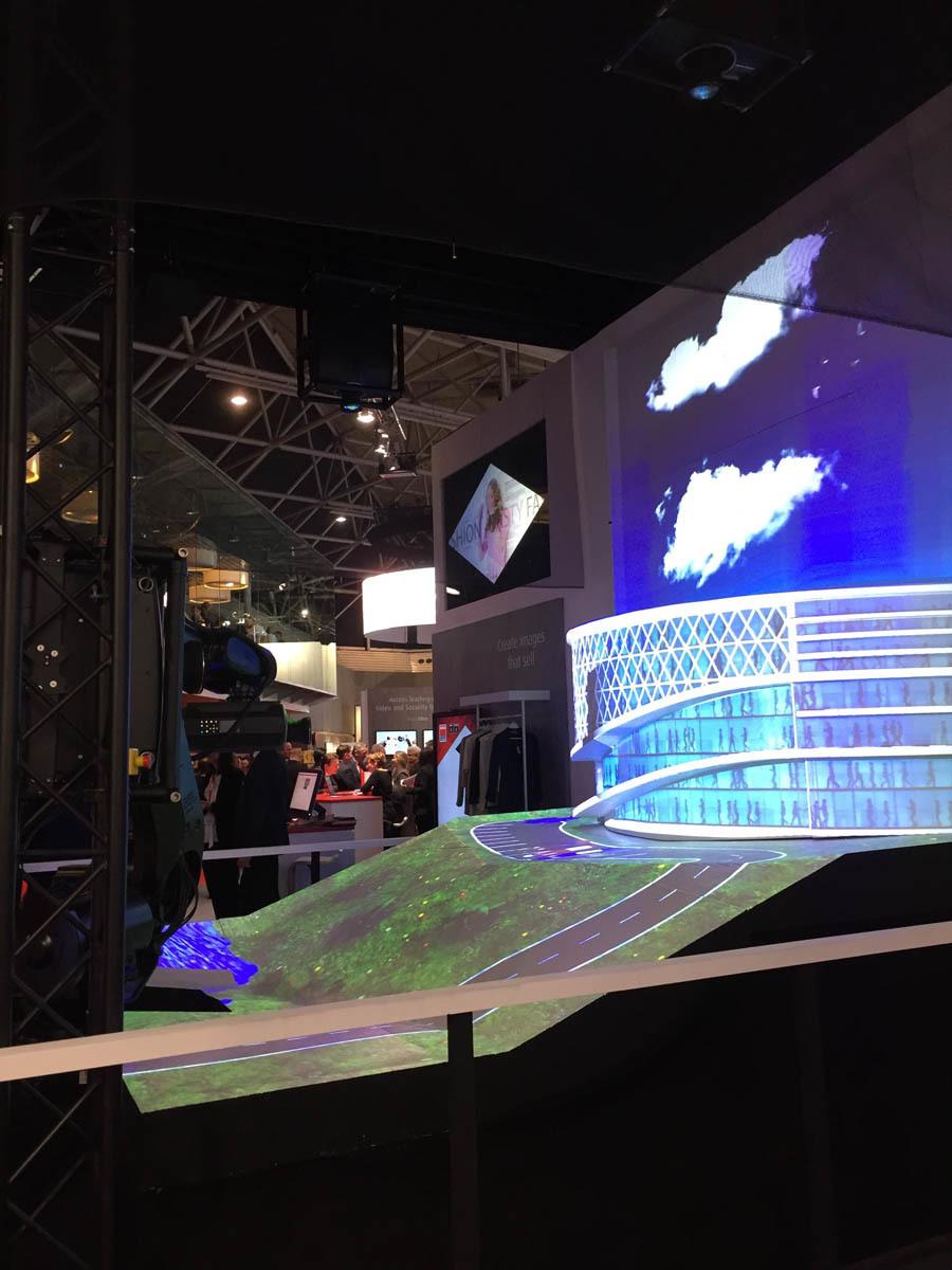 Что было на выставке ISE-2017 (средства отображения, светодиоды, софт для экранов) - 15