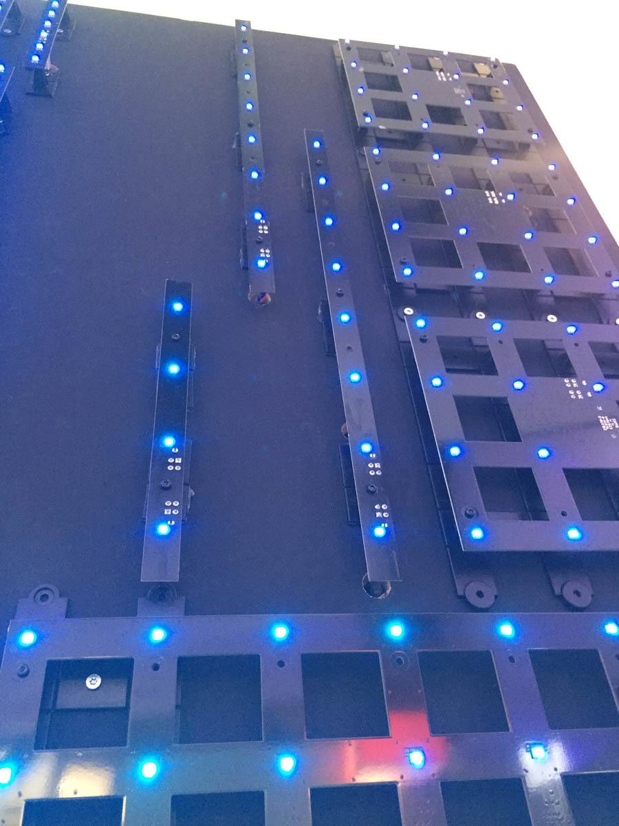 Что было на выставке ISE-2017 (средства отображения, светодиоды, софт для экранов) - 19