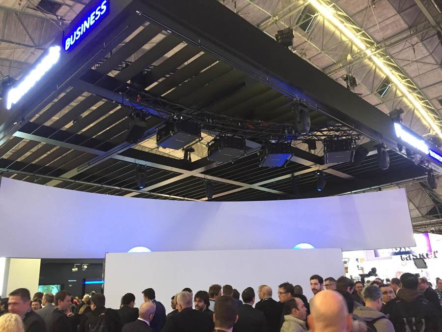 Что было на выставке ISE-2017 (средства отображения, светодиоды, софт для экранов) - 5