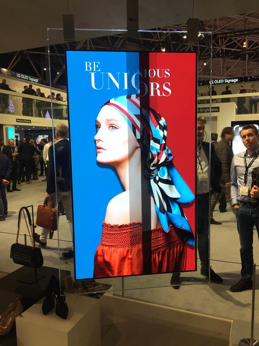 Что было на выставке ISE-2017 (средства отображения, светодиоды, софт для экранов) - 6