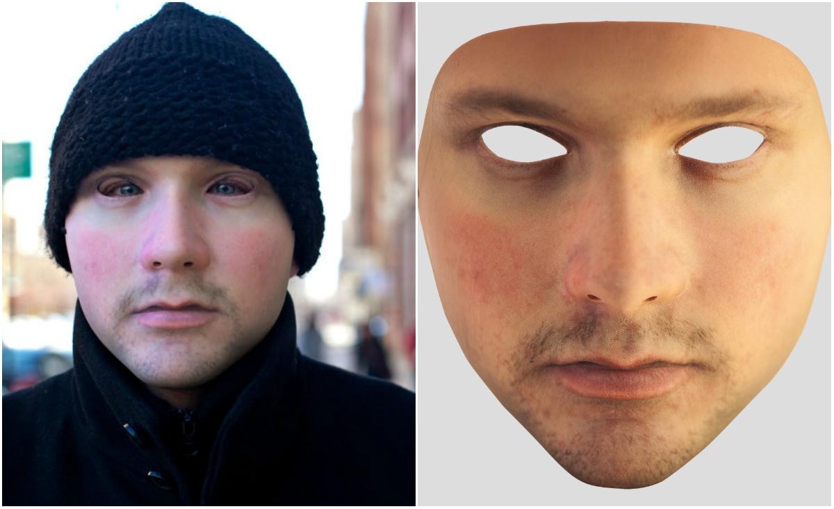 Как затруднить идентификацию, обмануть видеоаналитику и скрыть лицо от камер - 11