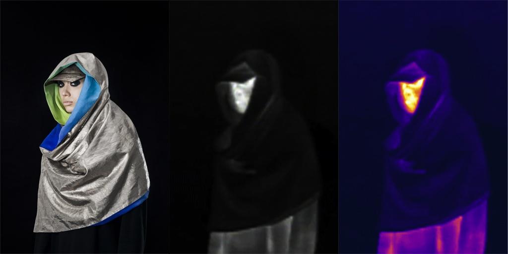 Как затруднить идентификацию, обмануть видеоаналитику и скрыть лицо от камер - 13