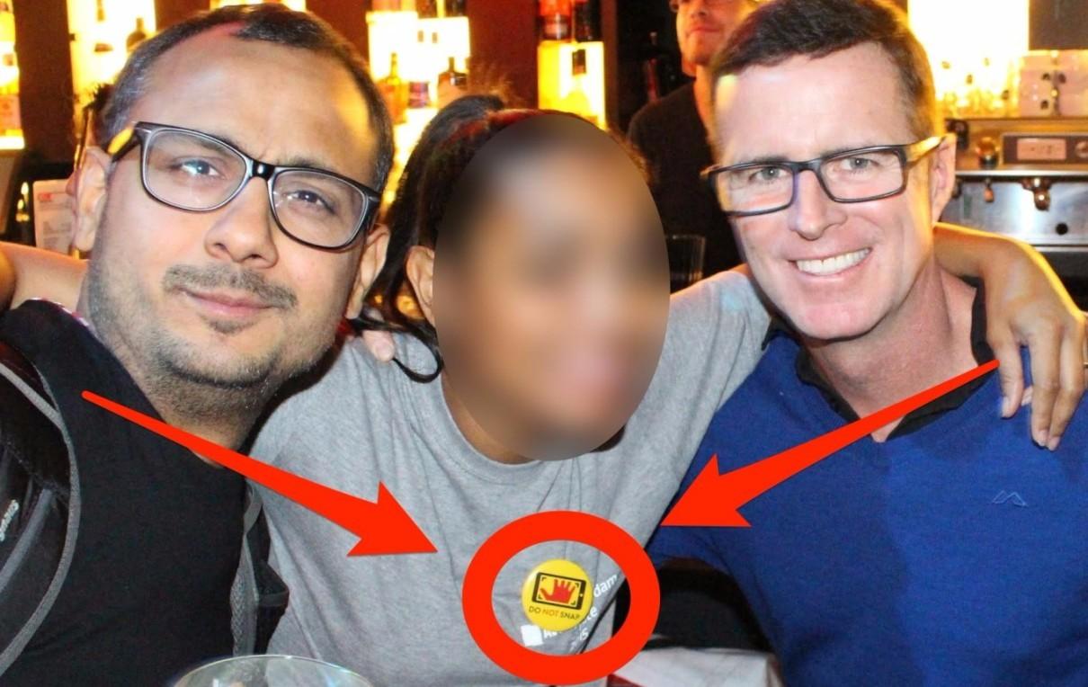 Как затруднить идентификацию, обмануть видеоаналитику и скрыть лицо от камер - 6