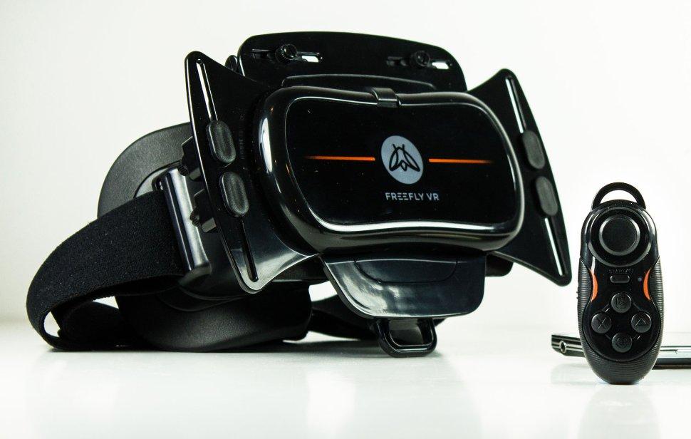 Лучшие VR-гарнитуры для владельцев мобильных телефонов - 6