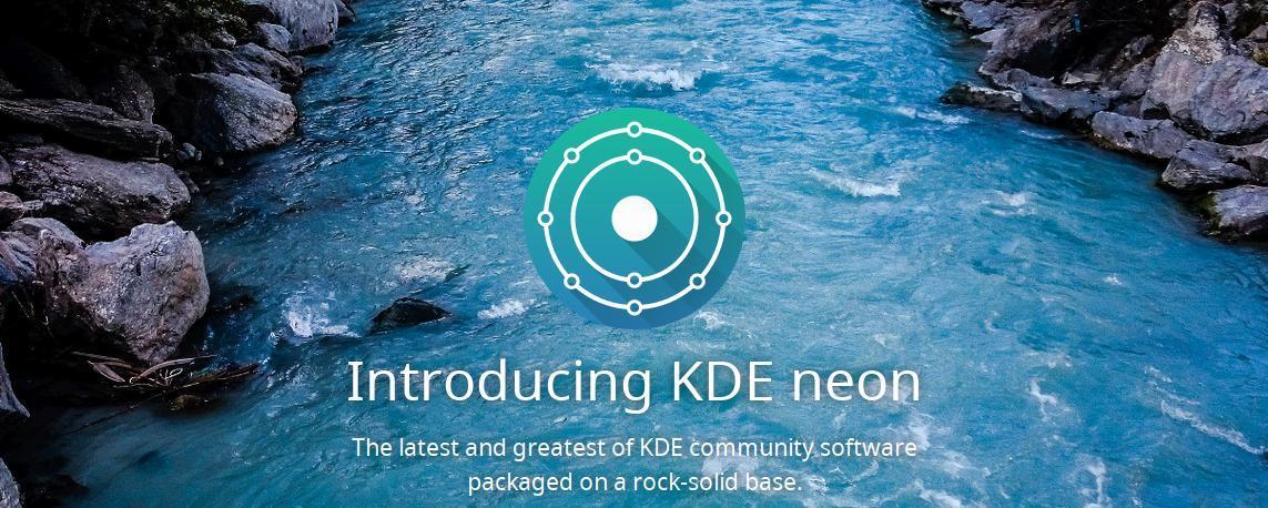 Свежий KDE от разработчиков плюс стабильность Ubuntu 16.04 -> KDE Neon - 1