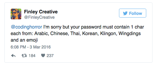 Требования к паролям — полная чушь - 6
