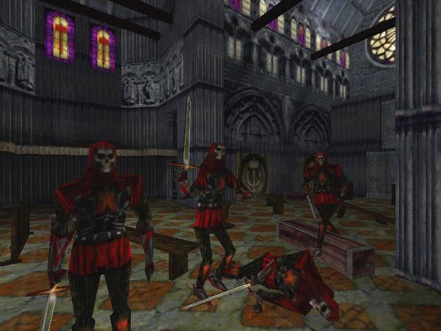 Thief: создание нарратива с помощью дизайна уровней и механик - 6