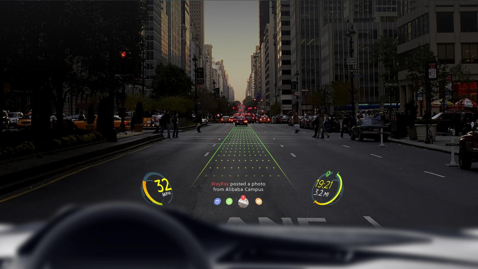WayRay объявляет о стратегическом партнерстве с Banma Technologies при инвестиционной поддержке Alibaba Group - 1