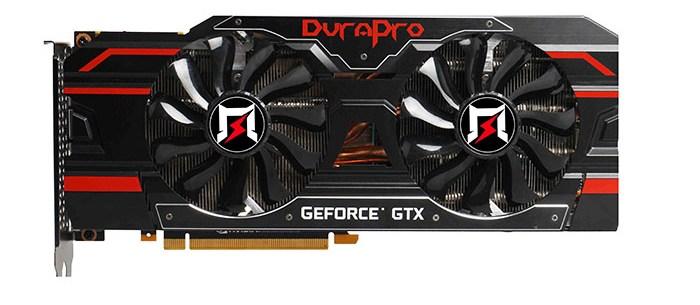Появились фото карты Gainward GeForce GTX 1080 Ti DuraPro