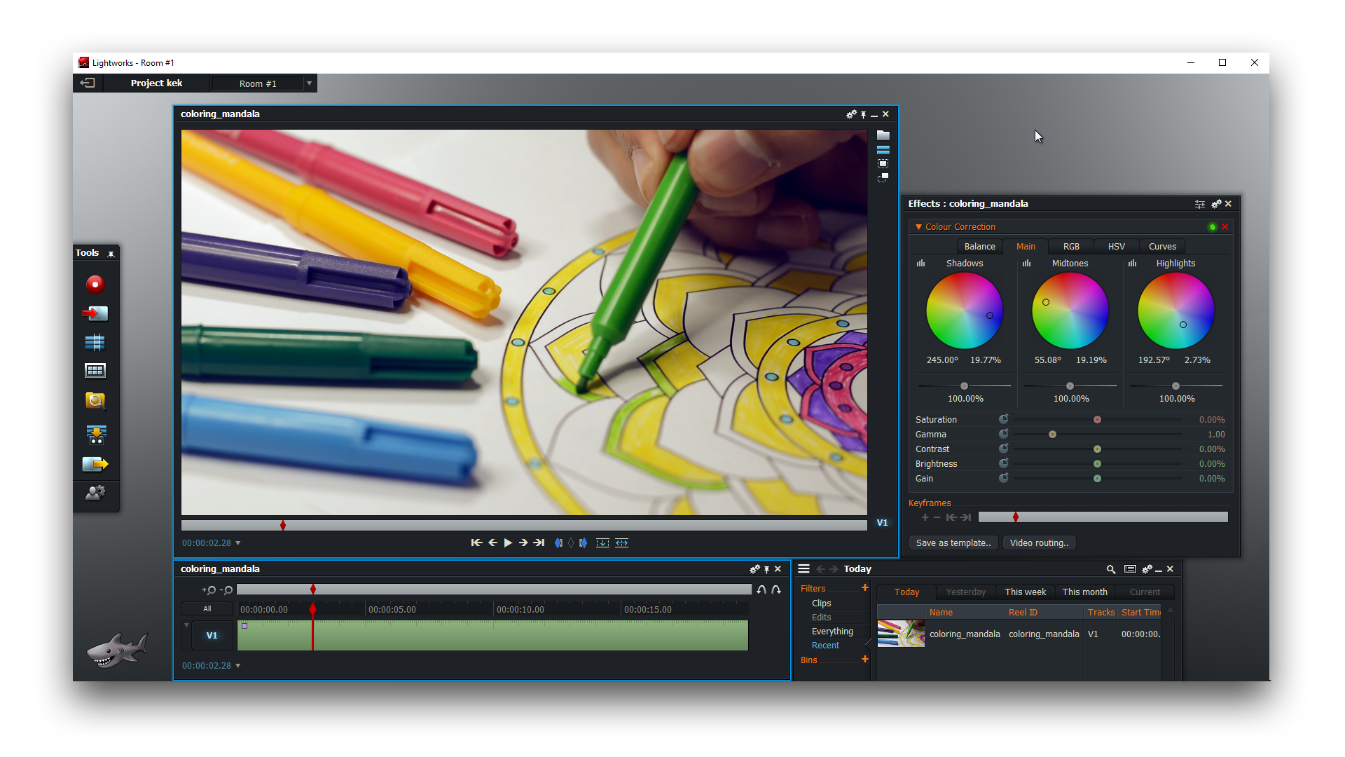 Можно ли заменить Adobe Premiere и Sony Vegas бесплатными видеоредакторами? - 3