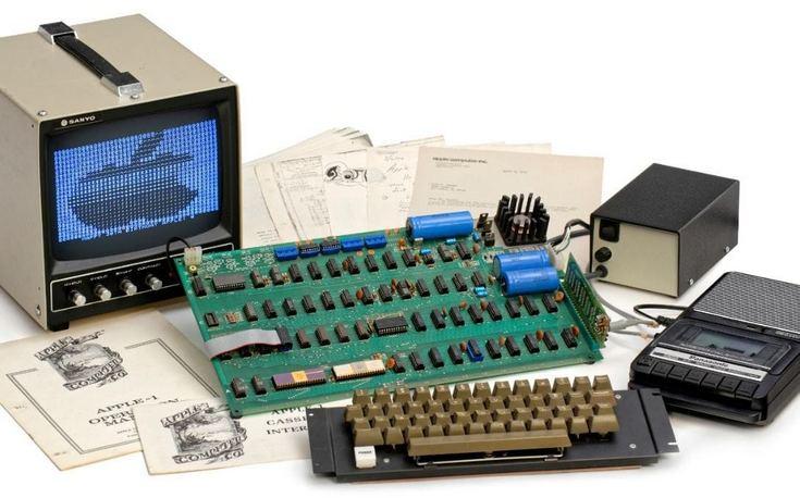 На аукцион вскоре выставят полностью рабочий ПК Apple I