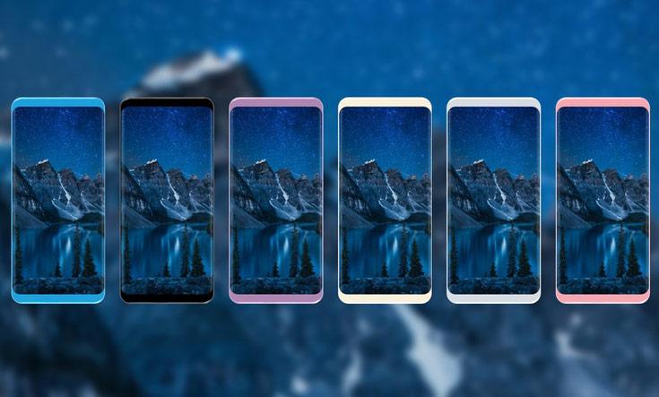 Анонс смартфонов Samsung Galaxy S8 и S8 Plus ожидается 29 марта