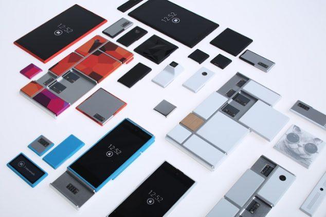 Блоки для сборки телефона