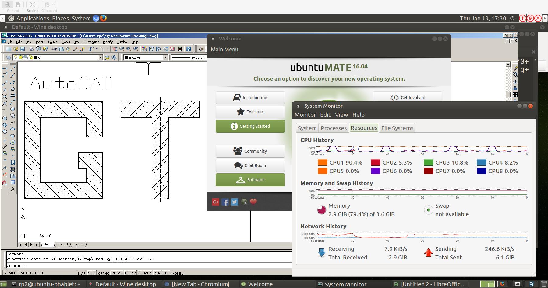 Использование смартфона Meizu Pro 5 Ubuntu Edition не по назначению - 1