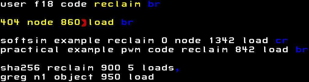 Лекция Чарльза Мура, создателя Forth: 144-ядерный процессор, зачем? Сложно ли запрограммировать 144 вычислительных ядра? - 10