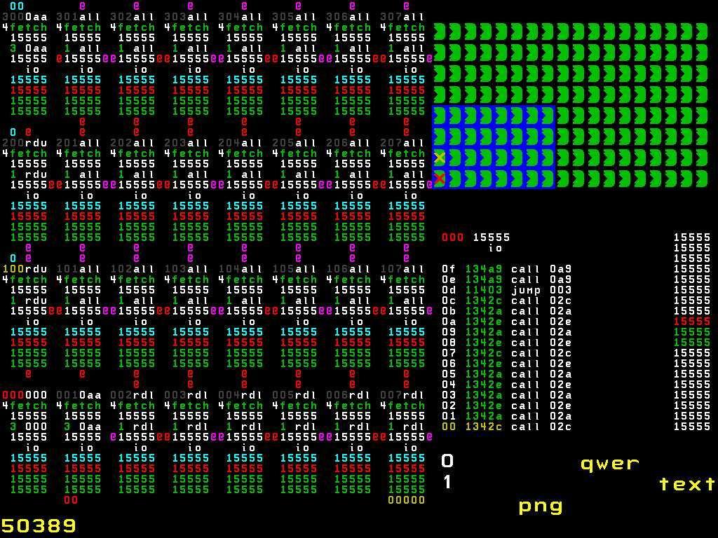 Лекция Чарльза Мура, создателя Forth: 144-ядерный процессор, зачем? Сложно ли запрограммировать 144 вычислительных ядра? - 12
