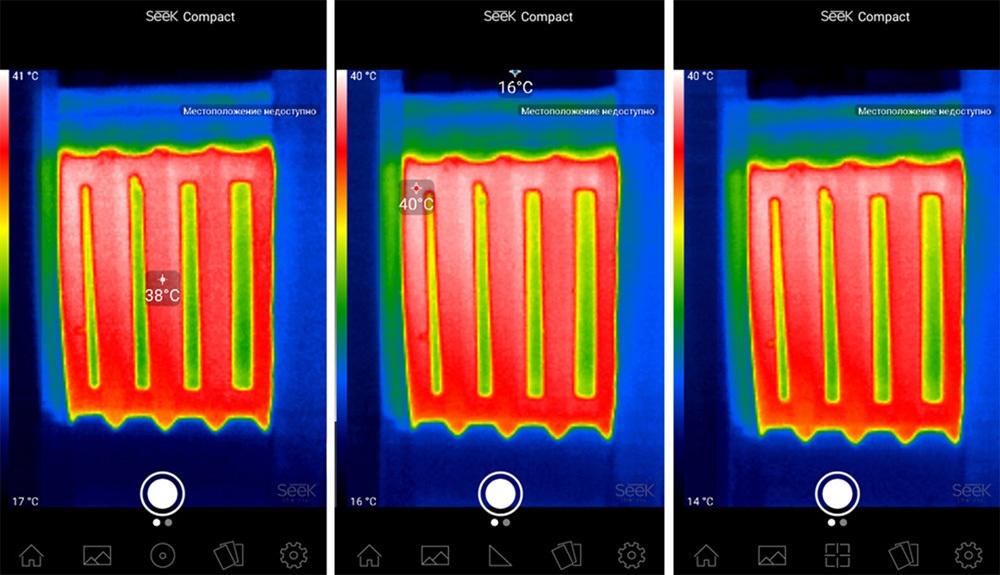 Обзор тепловизора Seek Thermal и его применение - 16