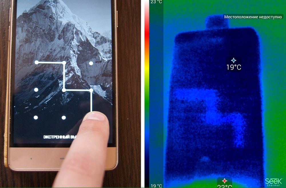 Обзор тепловизора Seek Thermal и его применение - 27