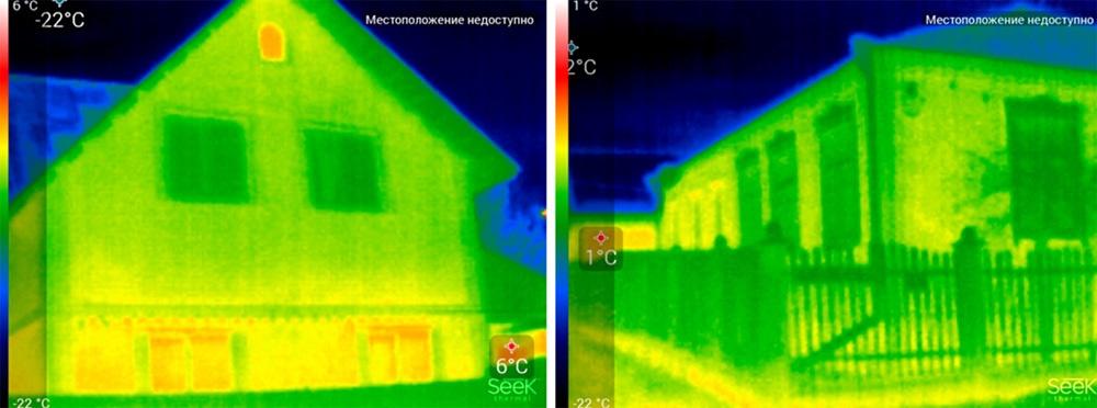 Обзор тепловизора Seek Thermal и его применение - 33
