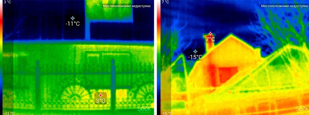 Обзор тепловизора Seek Thermal и его применение - 34