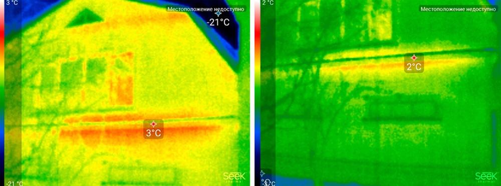 Обзор тепловизора Seek Thermal и его применение - 35