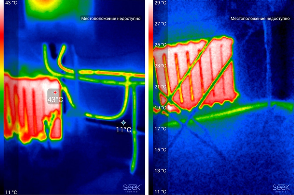 Обзор тепловизора Seek Thermal и его применение - 50