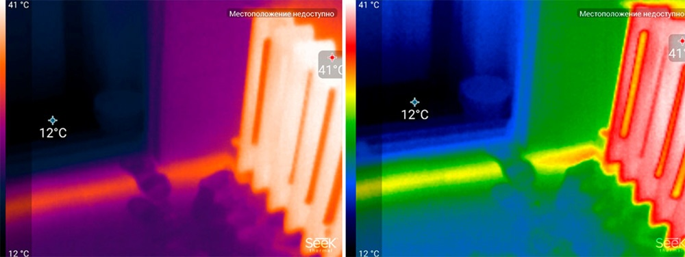 Обзор тепловизора Seek Thermal и его применение - 53