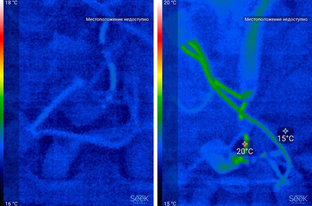 Обзор тепловизора Seek Thermal и его применение - 59