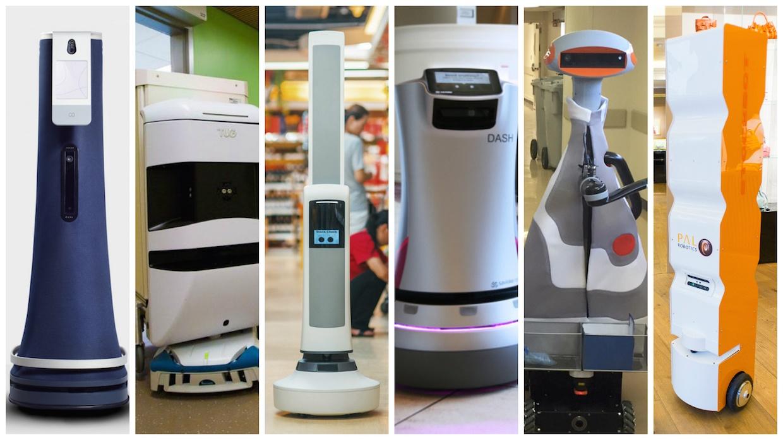 Почему следует ожидать бума в области создания роботов для коммерческих помещений - 1