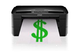Советы для экономичной печати от Epson - 1