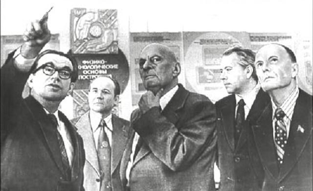 Виктор Михайлович Глушков. Опережая время - 18