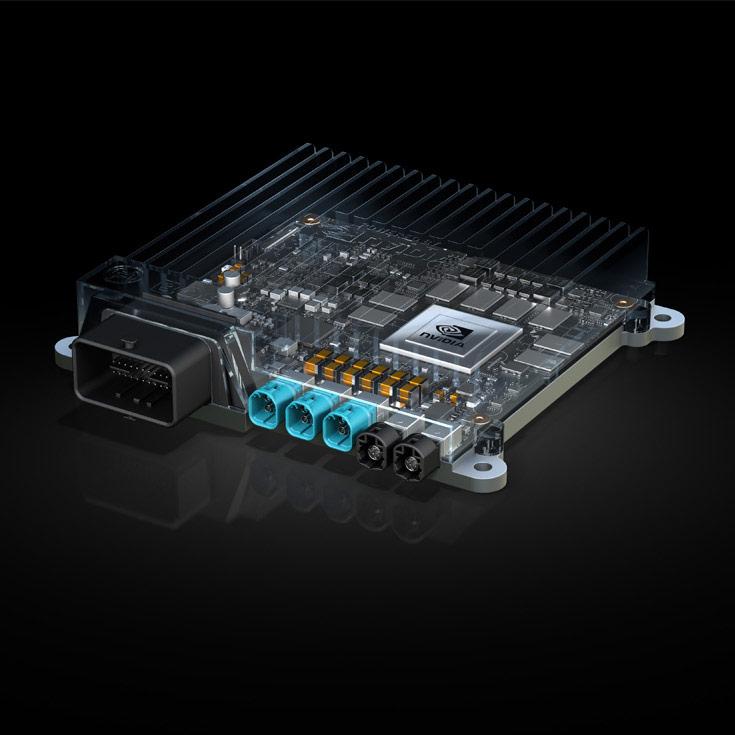 Основой компьютера служит SoC Nvidia Xavier