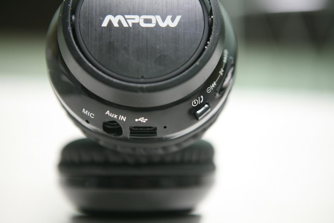 Mpow Thor: проводные беспроводные наушники на каждый день - 8