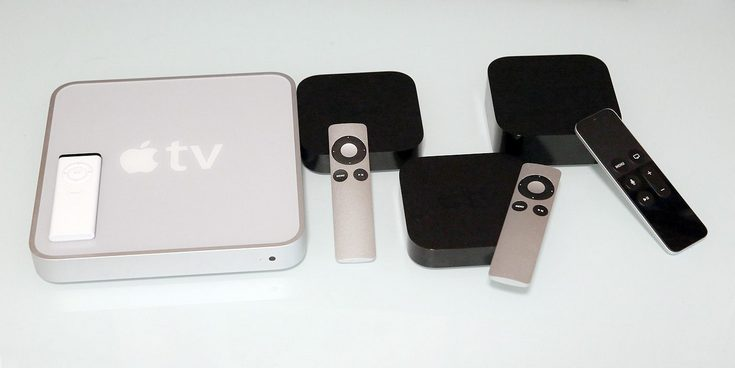 Apple действительно работает над новой Apple TV