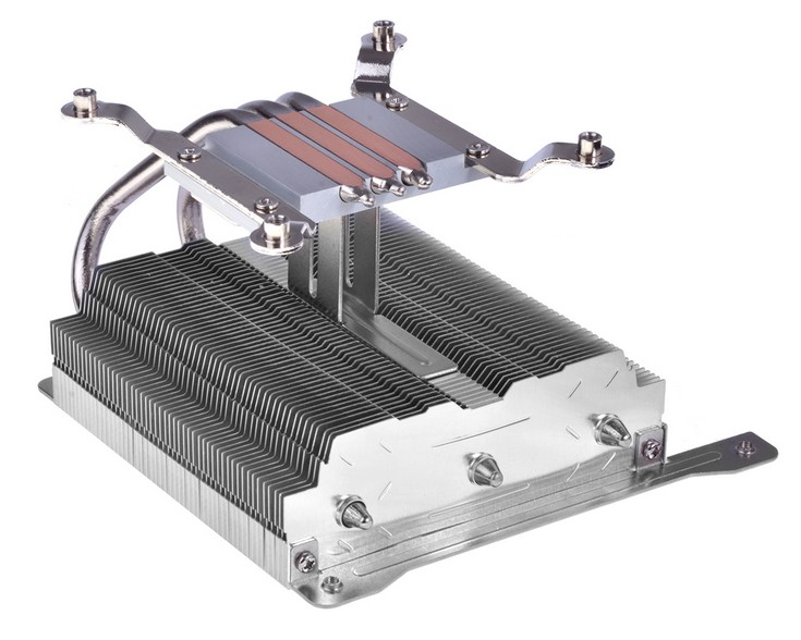Процессорный охладитель ID-Cooling IS-65 позволяет пользователю самому выбрать вентилятор
