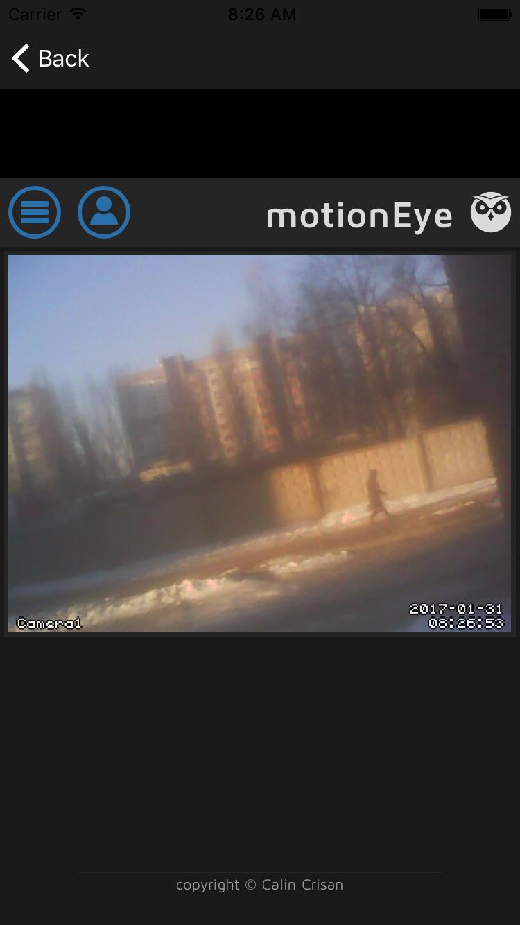 Система ограниченного доступа и видеонаблюдения на Raspberry PI - 6