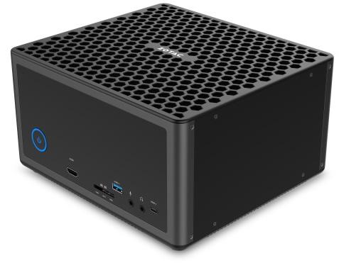 Модель CI549 nano имеет пассивное охлаждение