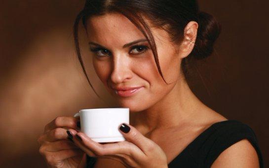 Кофе влияет на размер груди у женщин