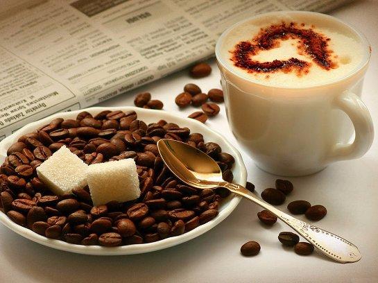 Кофе следует пить, но не ранним утром
