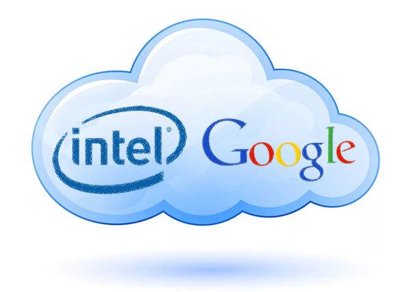 Intel и Google — дружим «облаками» - 1