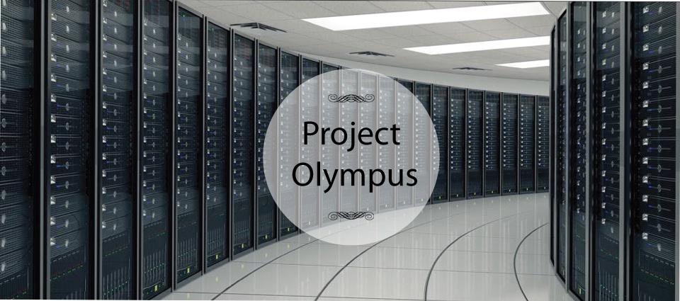 Project Olympus: собственный вариант open-source серверного оборудования от Microsoft - 1