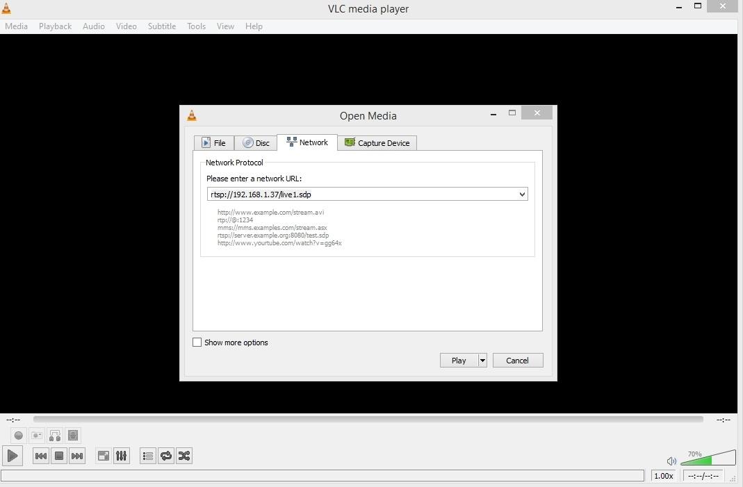 Браузерная WebRTC трансляция с RTSP IP-камеры с низкой задержкой - 20