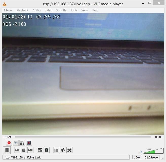 Браузерная WebRTC трансляция с RTSP IP-камеры с низкой задержкой - 21