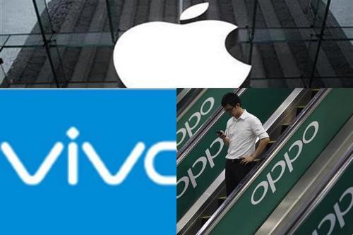 Глава ВВК прокомментировал ослабление позиций Apple в Китае