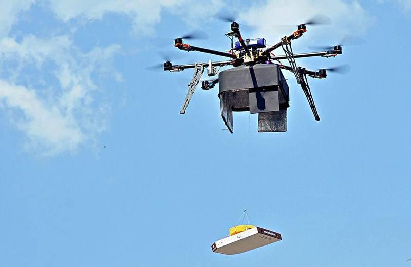 Обзор мирового опыта коммерческой доставки грузов с помощью беспилотников - 26