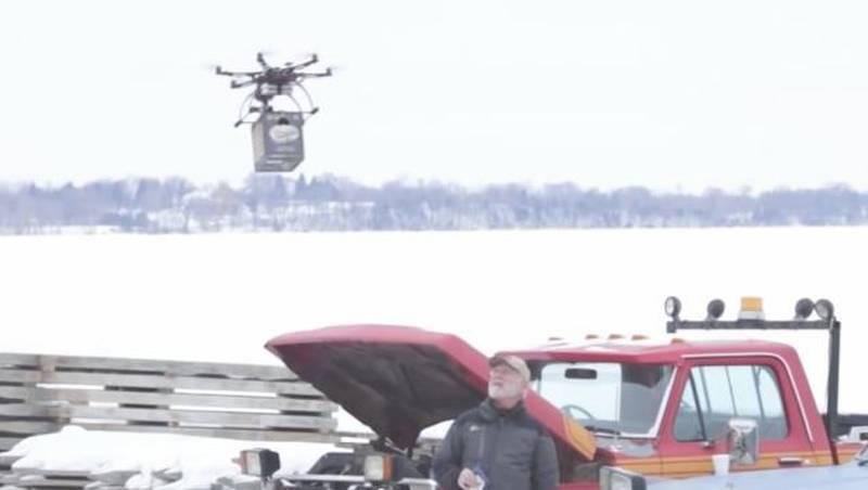 Обзор мирового опыта коммерческой доставки грузов с помощью беспилотников - 31